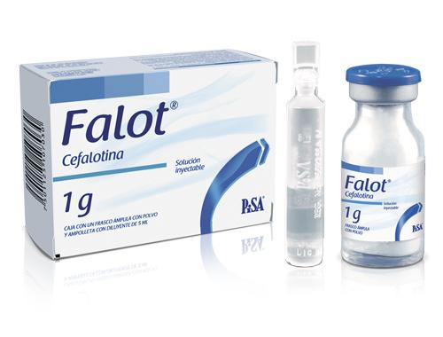 FALOT® | Farmacia La Paz