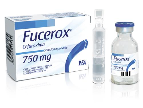 FUCEROX® INYECTABLE | Farmacia La Paz