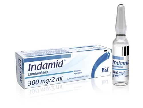 INDAMID AMP | Farmacia La Paz